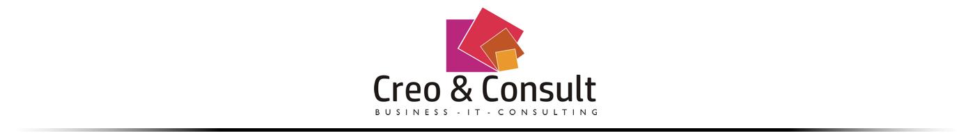Creo & Consult, s.r.o. Logo